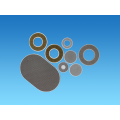 316 stainless steel sintered porous metal filter disc