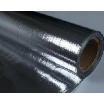 Double Sided Aluminum Foil Coated Woven Fabric