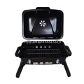 Portable BBQ Barbecue Picnic Grill with Folding Legs