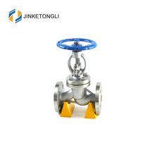 good price urban construction double seal din flanged or threaded globe valve