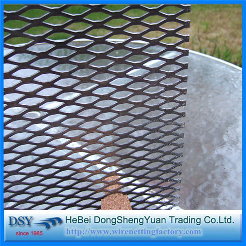 Heavy Expanded Metal Screen Mesh