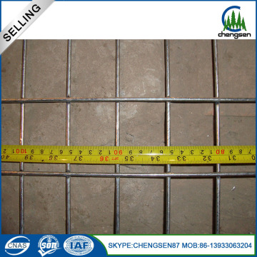 Reinforcing Steel Galvanized Welded Mesh Fence