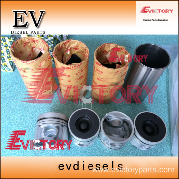 excavator FD46-T engine gasket bearing piston ring liner