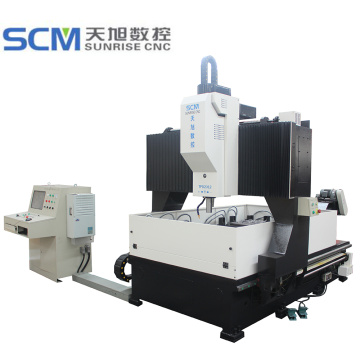 Vertical Steel Drilling Machine for metal plate