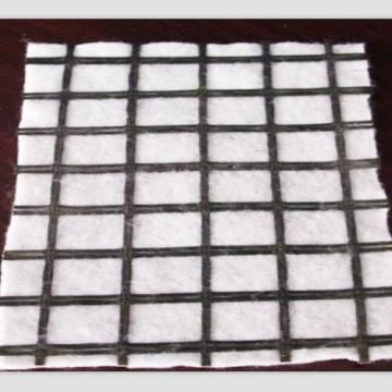 Polyester & Fiberglass Composite Geogrid