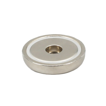 RPM-B25 Magnetic Round Base Pot Magnet