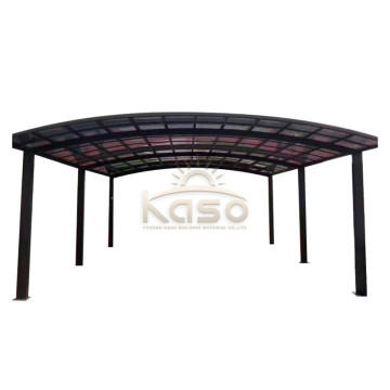 Pergola Part One Car Metal Garage Carport Modern