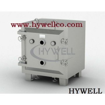 Natural Honey Square Vacuum Drying Machine