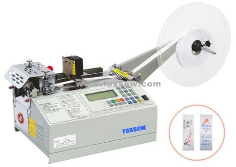 Automatic Label Cutter Cold Knife with Sensor