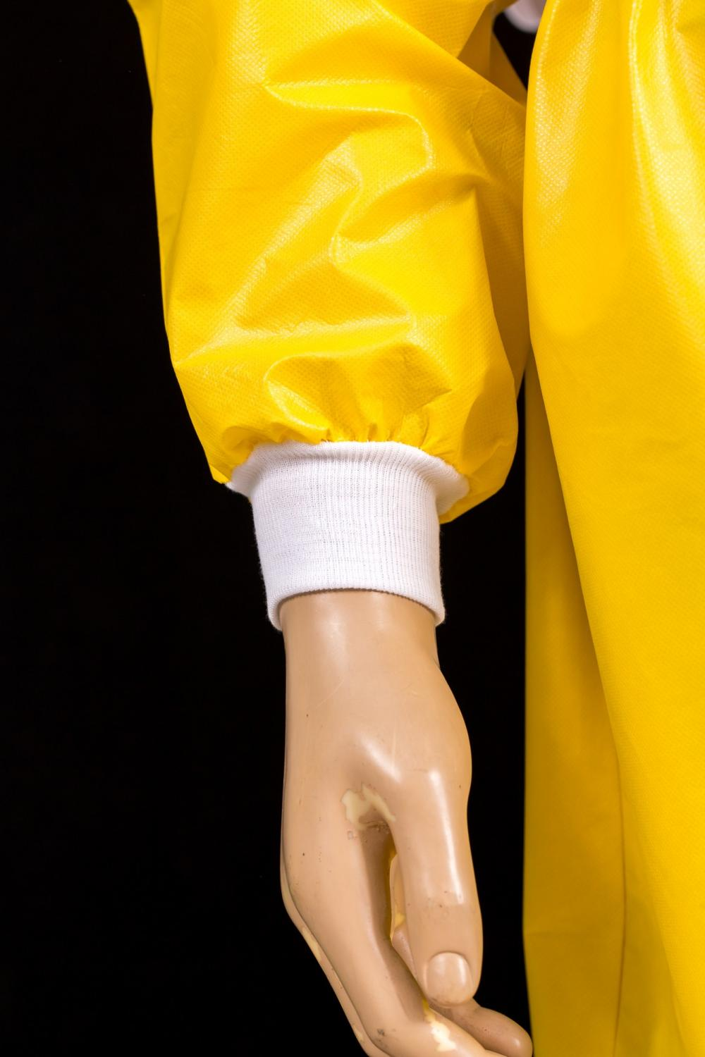 Liquid Resistance  Coverall material