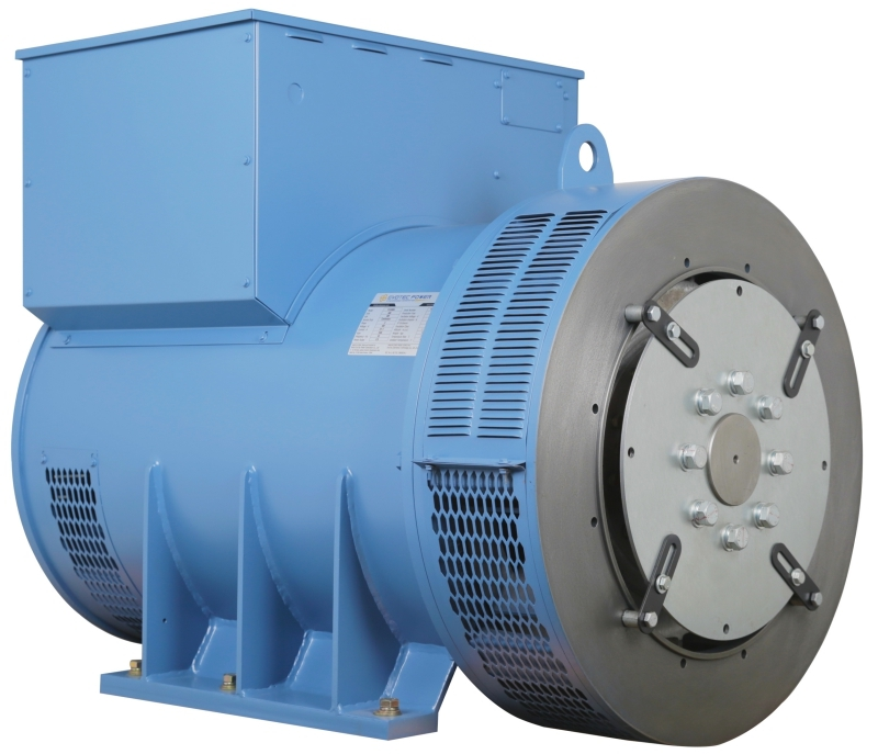 Blue Color 16kw Synchronous Generator