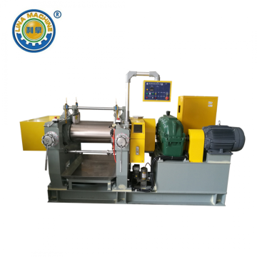 PLC Control Two Roller Open Mill