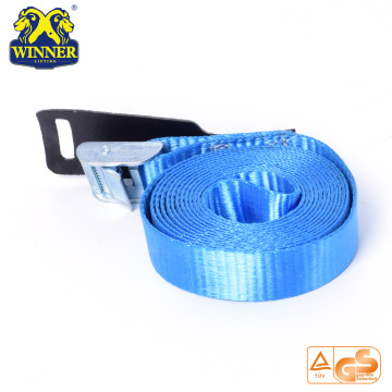 Metal Buckle Ratchet Straps Manufacturer And Cargo Lashing Belt
