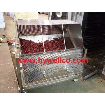 Red Chilli Drying Machine