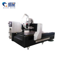 ATC carving cnc router wood cutting machine