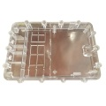 Clear Plastic Injection Molding Transparent Parts