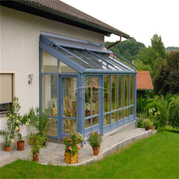 Glasshouse Polycarbonate Structure Glass Winter Garden