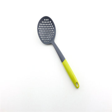 Heat Resistant Kitchen Nylon Skimmer With PP Handle