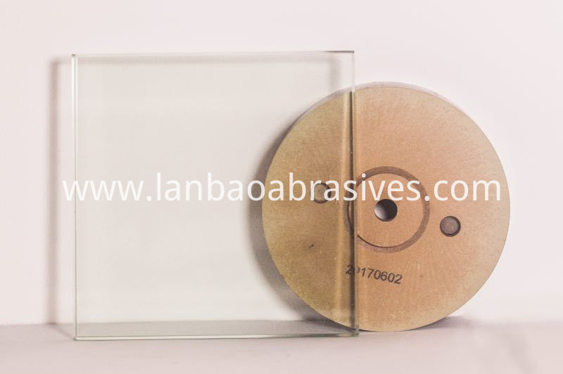 stone wheel for glass D130mm