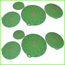 Factory directly sale for Silicone Lily Pad,Large Lily Pads,Best Lily Nursing Pads Wholesale From China 4 Size Keep Fresh Silicone Tight Lids export to Saudi Arabia Factory