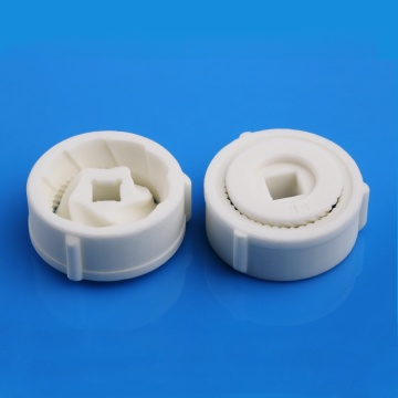 Eco-friendly alumina ceramic grinding gear