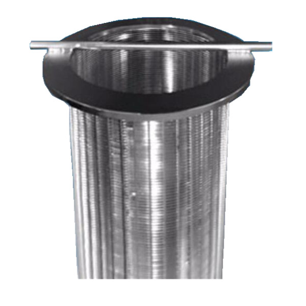 Anti-corrosion Longitudinal Stainless Steel Piping Strainer