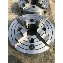 Professional for Four Jaw Independent Chucks Short Taper K72 series 4jaws Independent lathe chuck export to Philippines Manufacturer