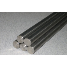 Polished Zirconium Round Bar Stock
