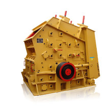 High Efficient Stone Rock Breaking Impact Crusher Machine