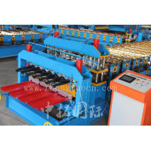 New Design Double Layer Roll Forming Machine