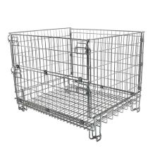 Good Quantity Stackable Mesh Pallet Cages