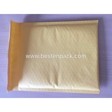 Padded Bubble Mailer Envelope With Adhesive