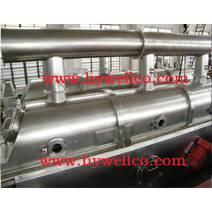 Fluid Bed Oatmeal Drying Machine