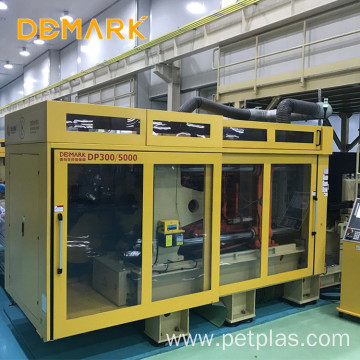 DP 400T/5000G PET preform mold injection machine