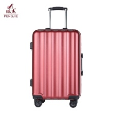 Expandable cheap abs custom luggage in all sizes