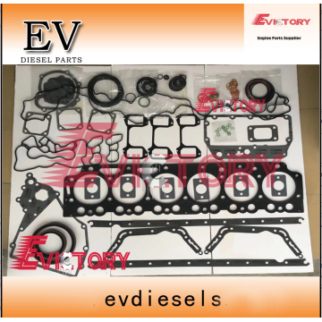 VOLVO BF6M2012 head cylinder gasket overhaul rebuild kit
