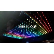 DMX512 Cube RGB Tube LED Stage Lights