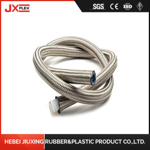 Stainless Steel Braided Teflon PTFE Hose