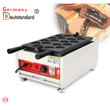 Commerial waffle maker Japanese Red Beans waffle machine