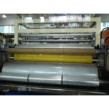 Three Screws Updated LLDPE Stretch Film Machine