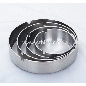 Hot Sale High Quality Durable Stainless Steel Ashtray
