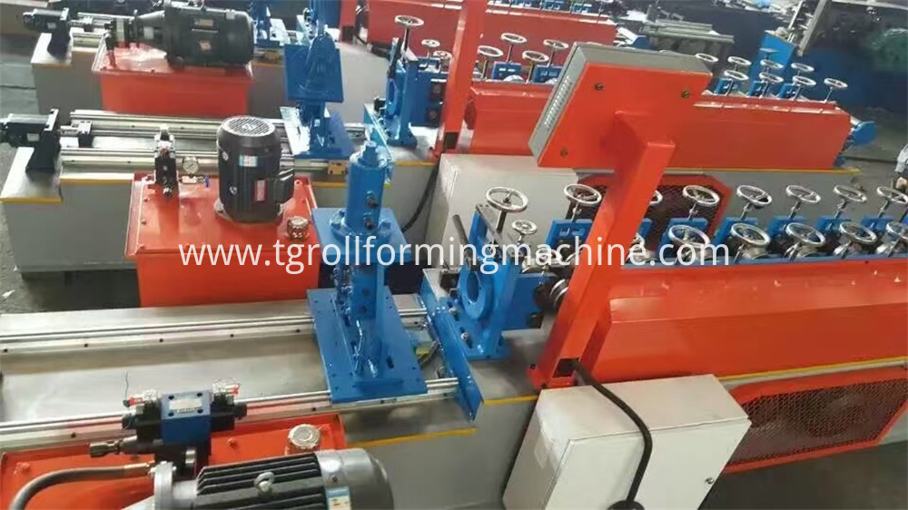 Drywall Profile Roll Forming Machine