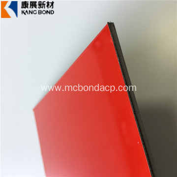 Interior Wall Decoration Building Aluminium Plastic Panel