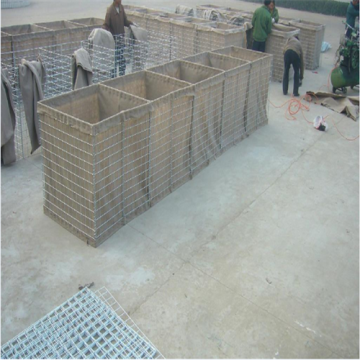Defensive Bastion Hesco Barriers Blast Wall Defensive Wall