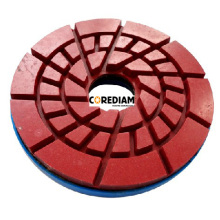 Online Manufacturer for China Polishing Pads, Diamond Polishing Pads, Granite Polishing Pads, Stone Polishing Pads, Marble Polishing Pads, Polisher Pads, Floor Buffer Pads Exporters 4 Inch Diamond Floor Pads with Super Quality export to Thailand Manufactu