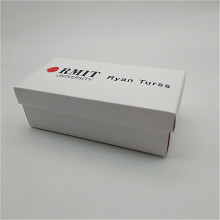 Custom Two Pieces Foldable Eyewear Packaging Box