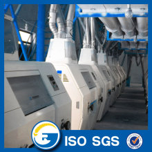 Turnkey Project Wheat Flour Mill Machinery