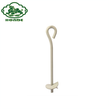 Hot Dipped Galvanized/Powder coated/Paint Earth Anchor