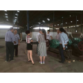 Waste Tire Pyrolysis Machine Continuous Type Machine