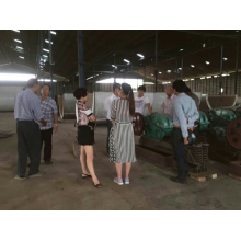environmentally friendly waste tire pyrolysis equipment
